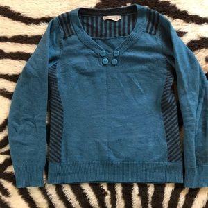 Smart wool sweater